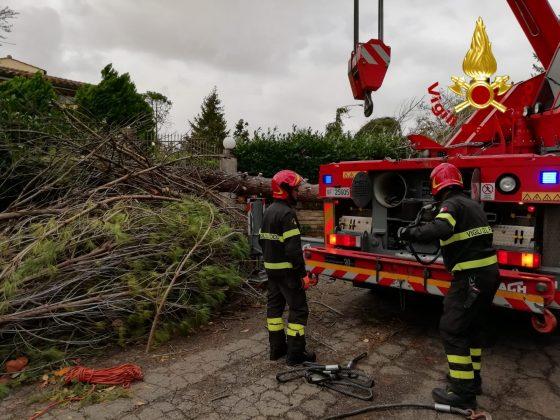 Emergenza maltempo, la protezione civile attiva la colonna mobile regionale