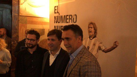 Calcio: festa in Palazzo Vecchio per i 50 anni di Batistuta