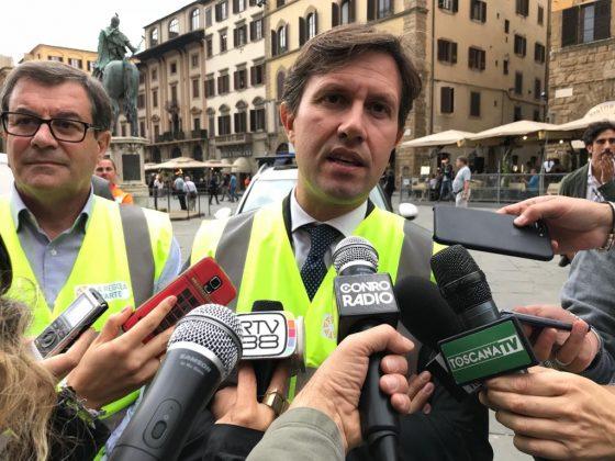 Nardella, a Toninelli chiedo attenzione su Firenze