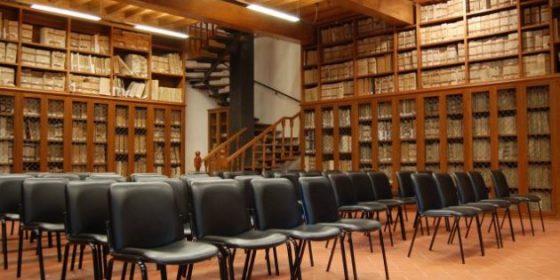Arezzo: scattato allarme antincendio in Archivio Stato dove morirono lavoratori