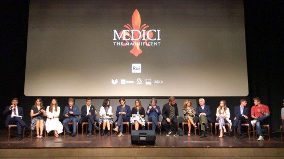 "Tv: al via la terza stagione de ""I Medici"""