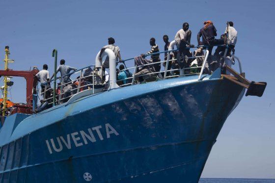 """Migranti salvati in mare, allo Stensen il documentario """"Iuventa"""""""