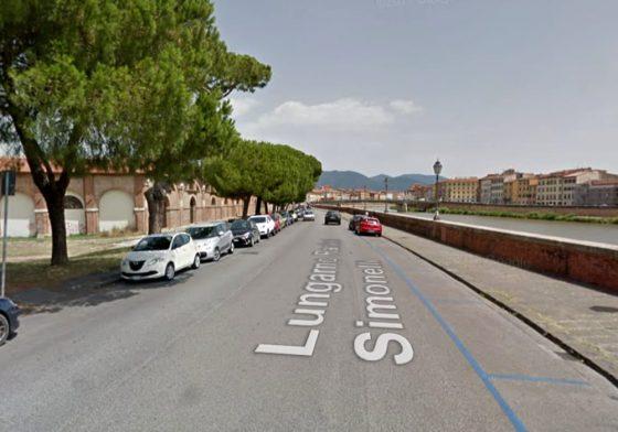 Nuova caduta in Arno a Pisa, donna recuperata