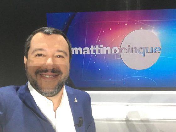 Salvini e la criminalizzazione dell'accoglienza