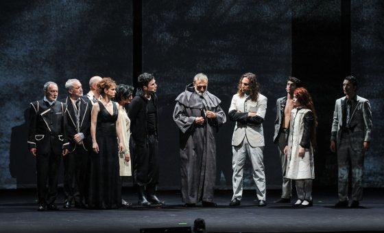 """Pergola: Massimo Venturiello in """"Misura per misura"""" di Shakespeare"""