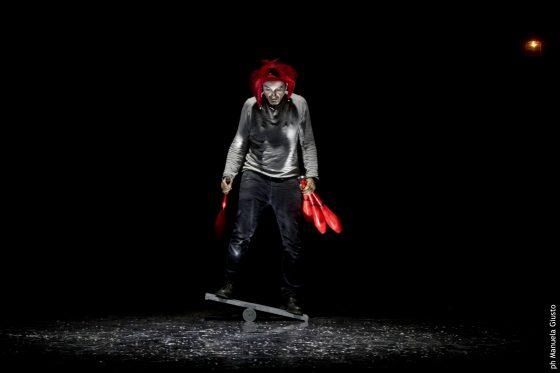 "Teatro Studio: Leviedelfool presenta ""Yorick"""