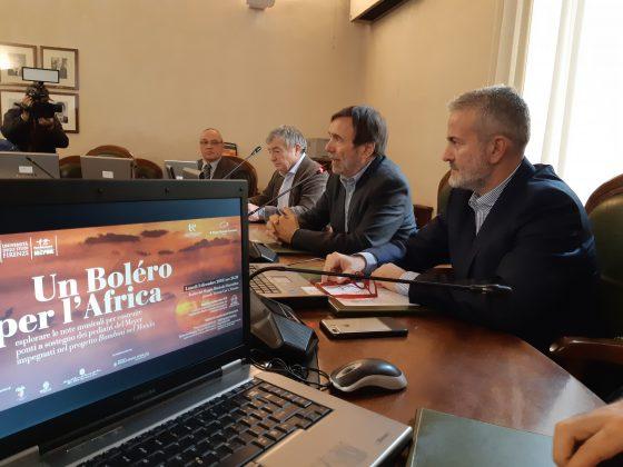 """Università e Fondazione Meyer , spettacolo di Natale: """"Un Bolero per l'Africa"""""""