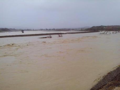 Maltempo: esondati canali in Versilia