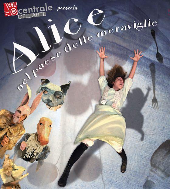 """Puccini: """"Alice nel paese delle meraviglie"""" con Centrale dell'Arte"""