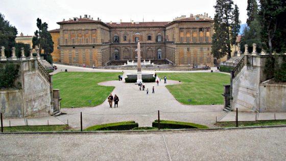 Riapre Giardino di Boboli Firenze dopo danni maltempo