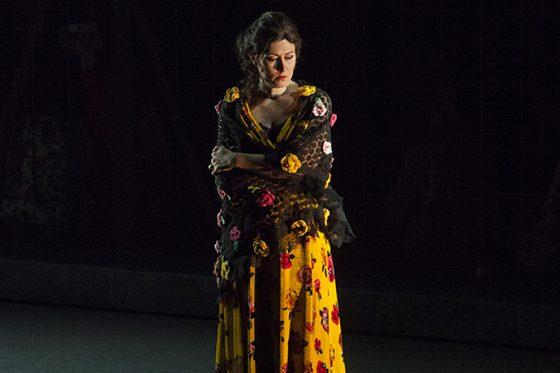 25 novembre, Giornata internazionale contro la violenza sulle donne con  il ritorno di Carmen e de La Traviata