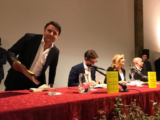 Renzi: Firenze capitale 'resistenza civile' contro populismi