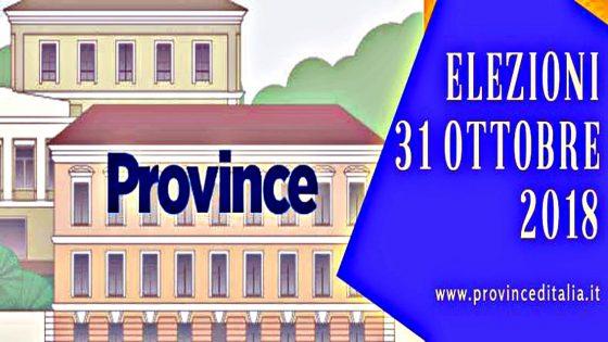 Elezioni Provinciali in Toscana, eletti 5 presidenti