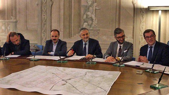 Parco della Piana, 7 milioni per 38 km di rete ciclabile