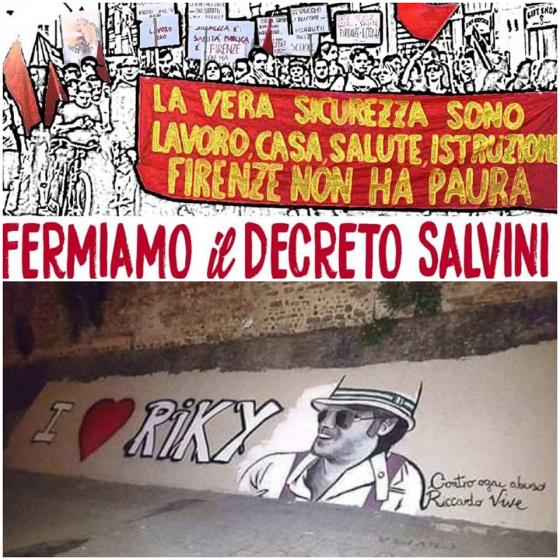 Firenze: Sabato 17 corteo contro razzismo e solidarietà famiglia Magherini
