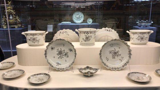 Palazzo Pitti apre le porte alla porcellana