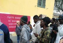 migranti, CAS via Massoni
