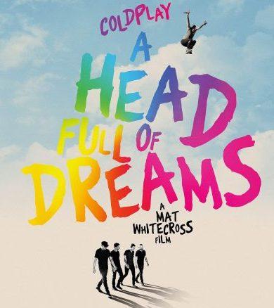 "Coldplay  ""A Head Full of Dreams"" il documentario al Cinema Odeon"