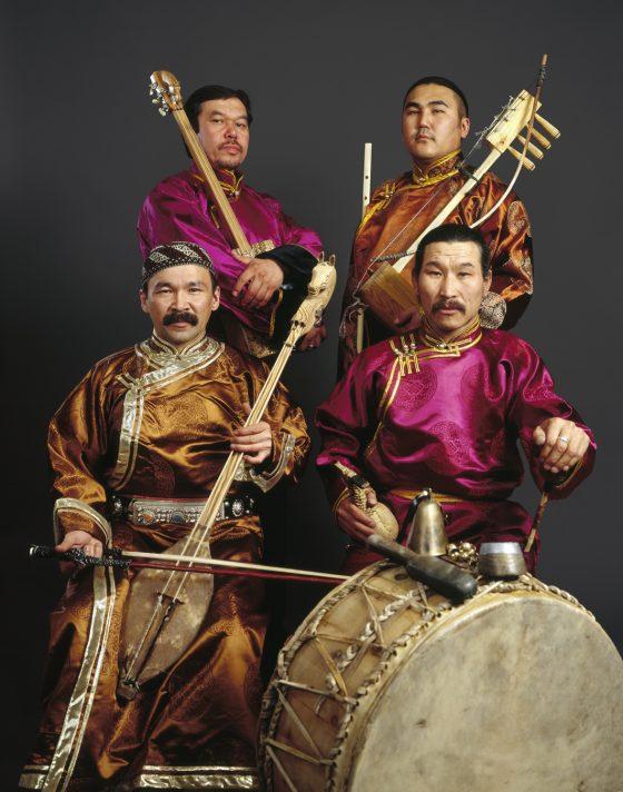 Musica dei popoli presenta: Huun-Huur-Tu in concerto