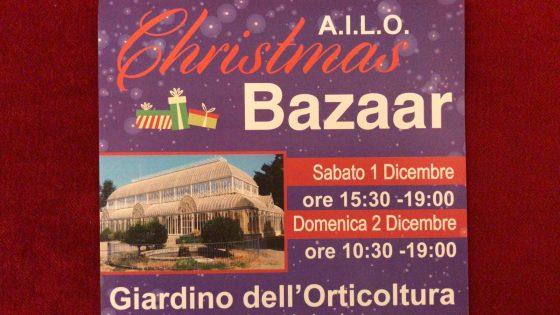 Firenze: torna Christmas Bazaar, sabato 1 e domenica 2 dicembre