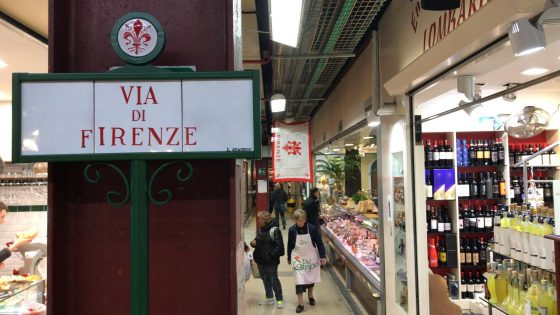 Firenze: riscoperte le antiche vie del Mercato Centrale