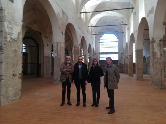"""Lucca: """"Il Carmine torna mercato"""""""