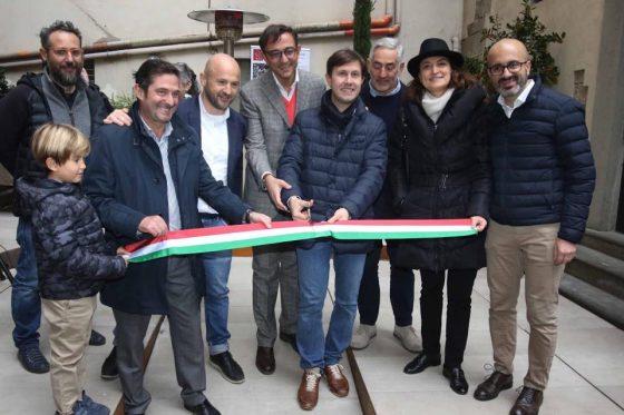 Firenze: Piazzetta dello Sprone rinasce grazie a privati