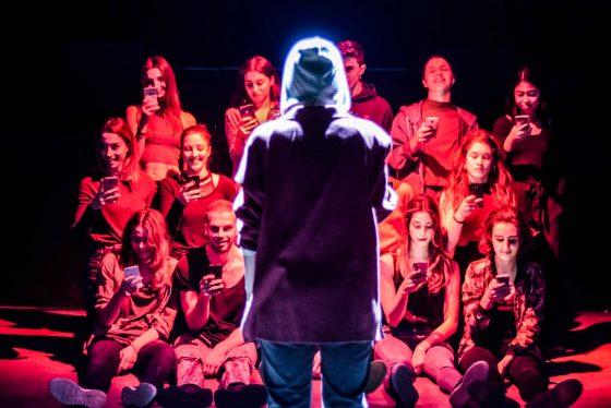 """Tenax Theatre: """"CorpoImmaginE"""", produzione TS Krypton"""