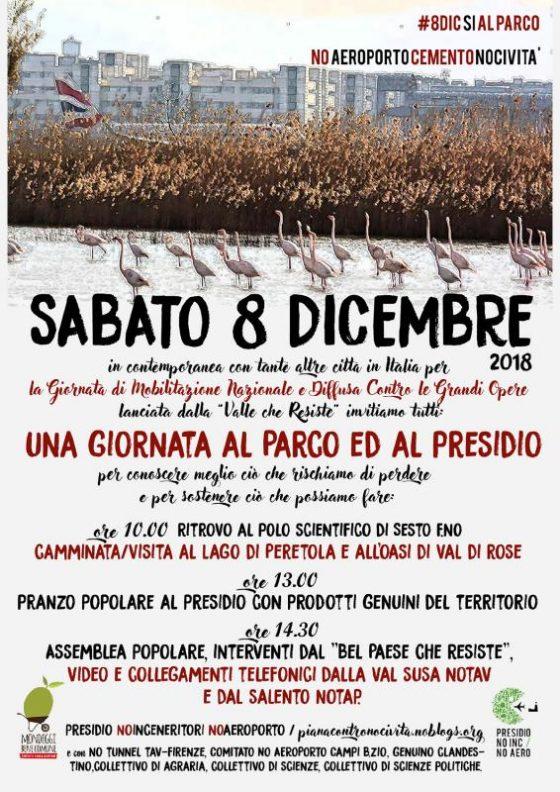 No TAV: 8 dicembre, manifestazione a Firenze in giornata contro grandi opere