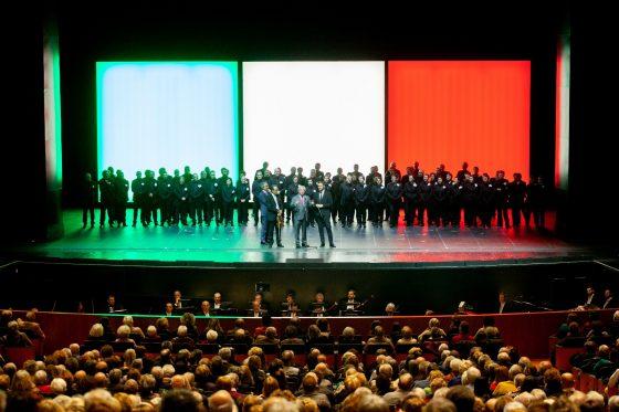 Maggio Musicale Fiorentino: festeggiati  90 anni dell'Orchestra al teatro dell'Opera