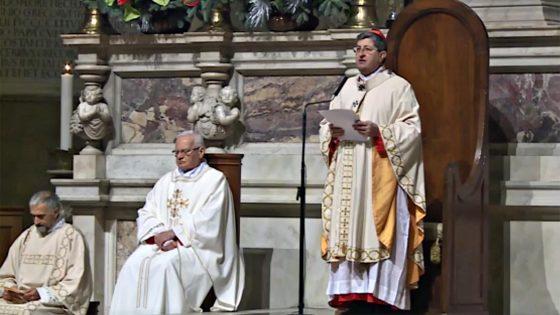 """Betori: """"Firenze non sia solo vetrina ma comunità accogliente"""""""