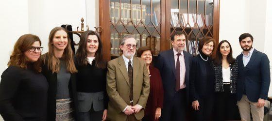 """Unifi-Corte d'Apello, al via progetto: """"La giustizia e le soluzioni complementari al processo"""":"""