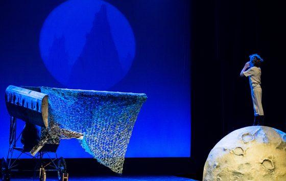 """Teatro Puccini: Lorenzo Degl'Innocenti in """"Il Piccolo Principe"""""""