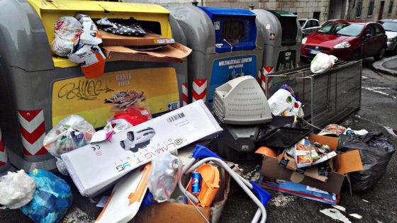 """Comitato San Jacopino: """"Situazione da urlo.. rifiuti discarica"""""""