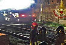 ancora critiche operaio ferito ieri in incidente treno