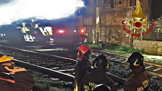 """Incidente treno, Ceccarelli: """" Primo pensiero è per lavoratori feriti"""""""