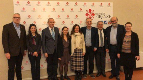 Organic Cities Network Europe, presentazione a Palazzo Vecchio