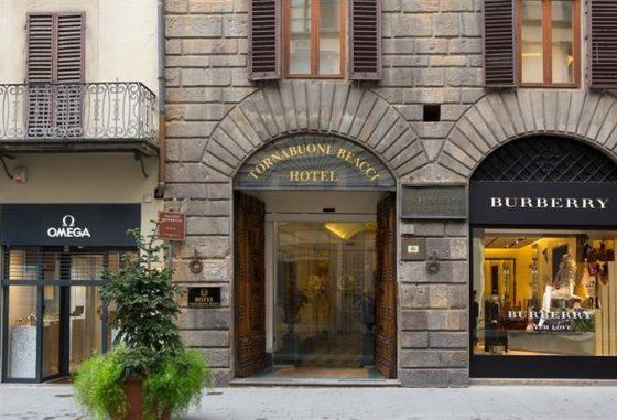 Firenze: chiude Hotel Tornabuoni, in 16 rischiano posto