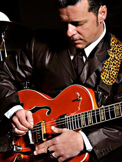 Marco Di Maggio duo, rock'n'roll e una chitarra strabiliante