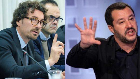 """Aeroporto Firenze: Toninelli, """"Tanti 150 miln, Salvini non conosce dossier"""""""