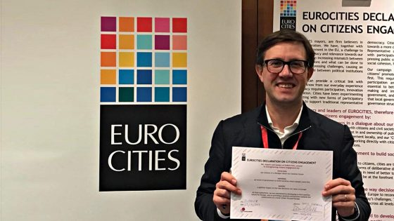 Firenze eletta vicepresidente di Eurocities