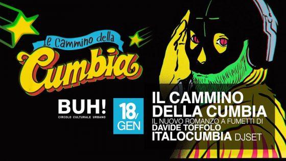 Il cammino della Cumbia, il nuovo romanzo a fumetti di Davide Toffolo al Buh di Firenze