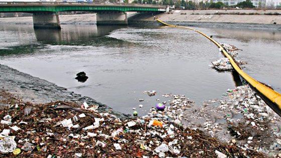 'Arno d'aMare', barriera sull'Arno per intercettare rifiuti