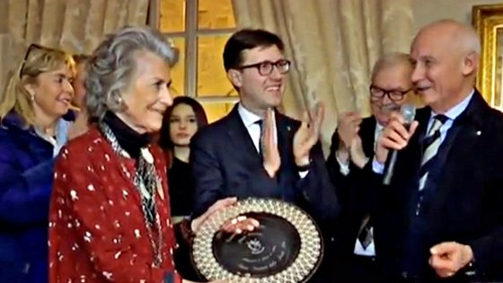 Ferragamo premiati come ambasciatori di Firenze nel mondo