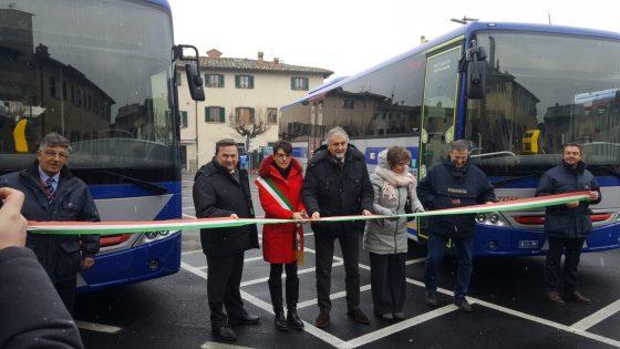 Busitalia: aumentano i trasporti per il Mugello