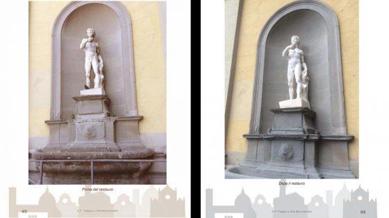 Terminato restauro Fontana del Bacchino