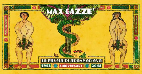 1998-2018: il 20° anniversario della prima Favola di Max Gazzè in 3 date al The Cage