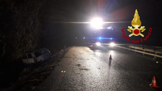 Donna muore in incidente sull'Autopalio