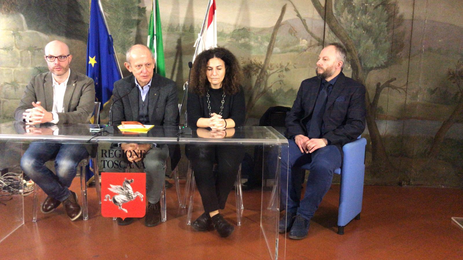 Conferenza Regione Toscana su Les Thermalies