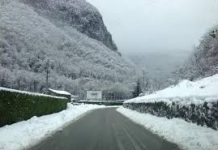 neve in toscana